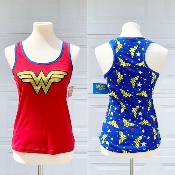ac5046d093ef0 NWT Wonder Woman Tank Top Size L